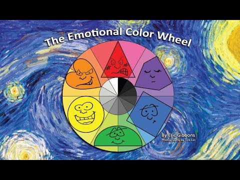 Emotional Color Wheel Overview From Firehouse Publications Youtube