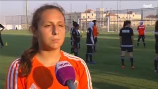 ازدهار كرة القدم النسائية في الاردن رغم القيود الاجتماعية
