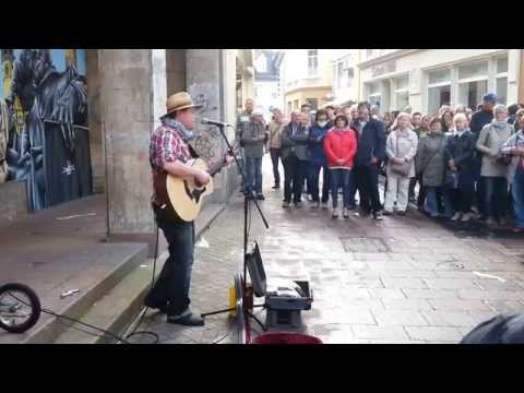 Jimmy Kelly -All of me -30.5.15