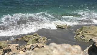 Ocean & Tuning Fork Sound Bath For Meditation; Watch and focus on your breathing