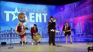 La France a un incroyable talent 2010 - Rock Box
