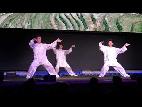 2019 International Traditional KungFu Masters' Exhibition Performance
