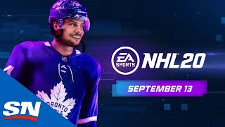 Auston Matthews Revealed As Cover Athlete For EA's NHL 20