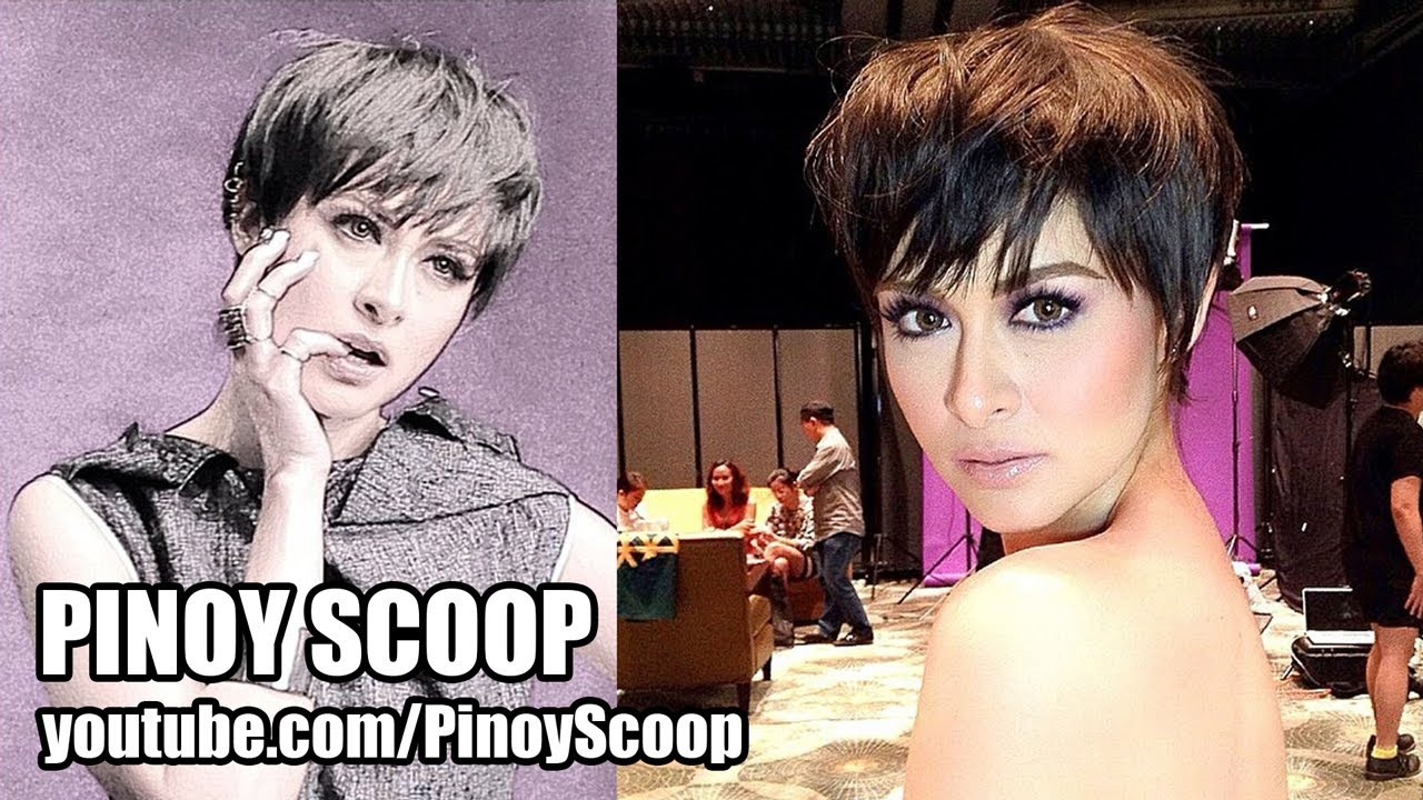 Marian Rivera Sporting New Short Hairstyle?