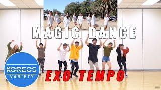 [Koreos Variety] EP41 Music Change / Magic Dance: EXO (엑소) - Tempo 템포