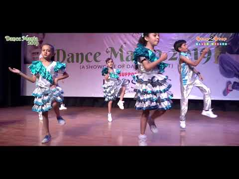 Koka | 3 Fire | Handsome Jatta | Kids Dance | Choreography Step2Step Dance Studio | Dance Mania 2019