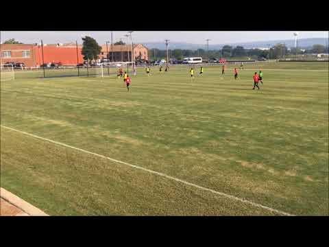 Josiah Bostic vs Eastern Oklahoma State College (9/13/2017)