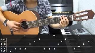 Dạy Học Guitar] [Đệm Hát] [Điệu SlowRock]  Tuổi hồng thơ ngây
