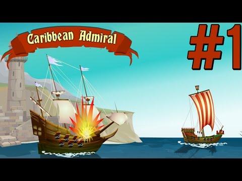 ROZPRAWIMY SIĘ Z TYMI PIRATAMI! - Caribbean Admiral #1