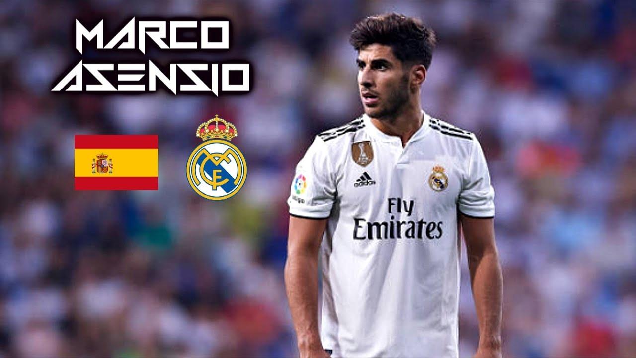 ad0c83560eb Marco Asensio 2018-2019 - Amazing Skills Show - Real Madrid - YouTube
