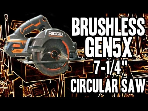 "ridgid-gen5x-brushless-7-1/4""-circular-saw-r8653-/-r9206"