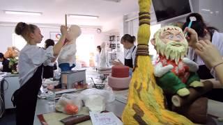 """Курс """"Подготовка к пасхе - оригинальная выпечка"""" и """"Анимационные торты"""