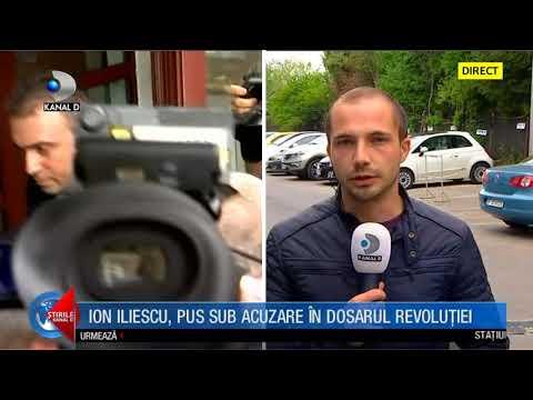 Stirile Kanal D (17.04.2018) - Ion Iliescu, pus sub acuzare in dosarul revolutiei! Editie COMPLETA