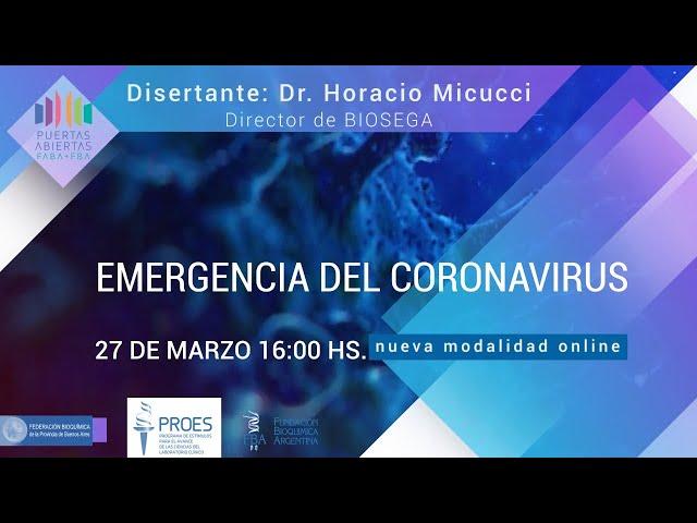 43º PA: Emergencia del Coronavirus. Bioseguridad en el laboratorio de Atención Primaria