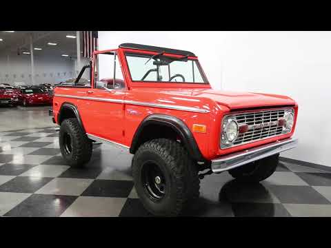 Ford Bronco X Explorer for sale |  CHA