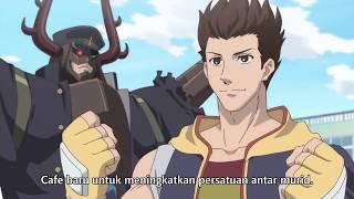 Download Video Gakuen Basara Episode 2 - SUB INDO MP3 3GP MP4