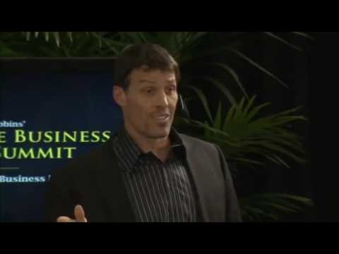 Tony Robbins The Power of Influence Incredible Ultimate Business Mastery System Must Watch!
