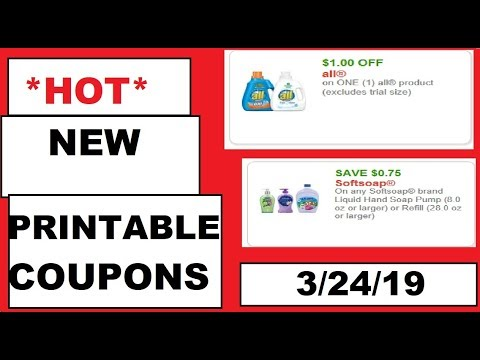 Water coupons printable 2019