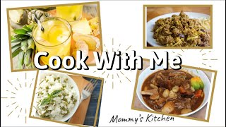 COOK WITH ME: HOW TO MAKE JAMA…