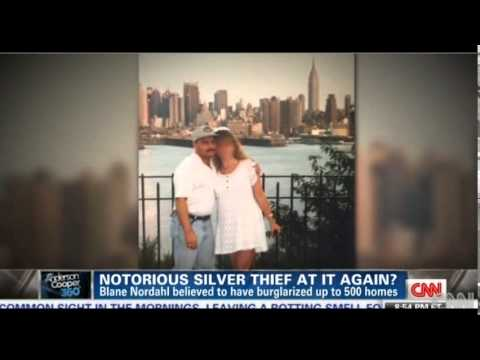 Randi Kaye: Nototrious Silver Thief
