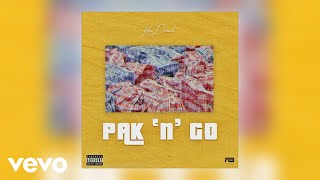 Kizz Daniel - Pak 'n' Go (Official Audio)