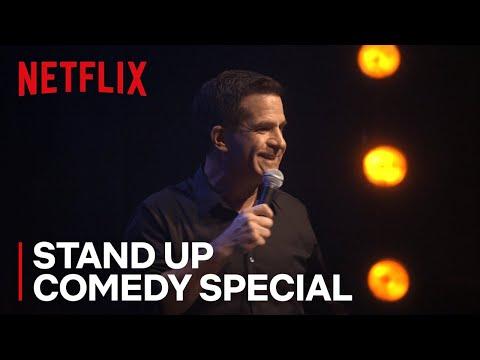 Todd Glass: Act Happy    HD  Netflix