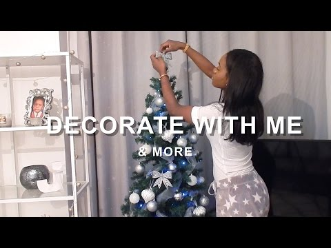 Decorating My 1st Christmas Tree & The Perfect Girls Night In! | VLOGMAS EP 2