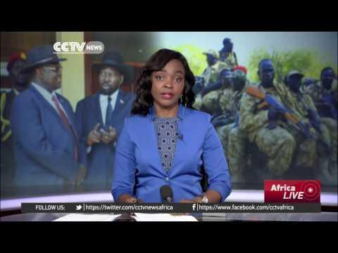 South Sudan: Gunfire erupts near presidential palace