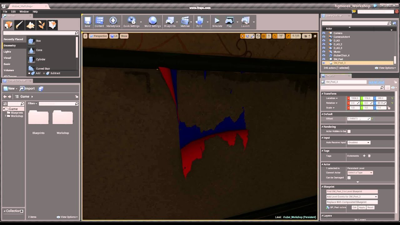 Ue4 wallpaper peel blueprint youtube ue4 wallpaper peel blueprint malvernweather