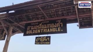 Nhà Hàng Tam Giác Vàng Tại Thái Lan | Golden Triangle Restaurant In Thailand