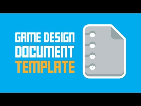Game Design Document Template One Page Super Easy Full Download - Game design document download
