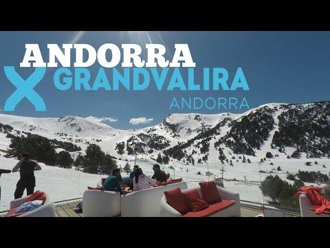 ANDORRA | GRANDVALIRA | CALDEA WITH GOPRO HERO 5
