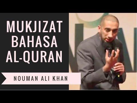 Mukjizat Bahasa Al Quran - Nouman Ali Khan Subtitle Indonesia