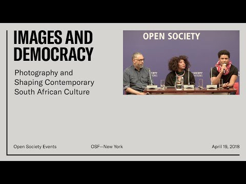 Images and Democracy: Photography and Shaping Contemporary South African Culture