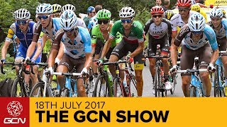 Losers? Biggest Mistakes At The 2017 Tour de France | The GCN Show Ep. 236 thumbnail