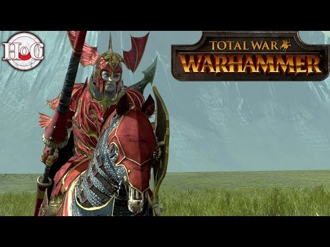 Vampires vs Greenskins - Total War Warhammer Online Battle 62