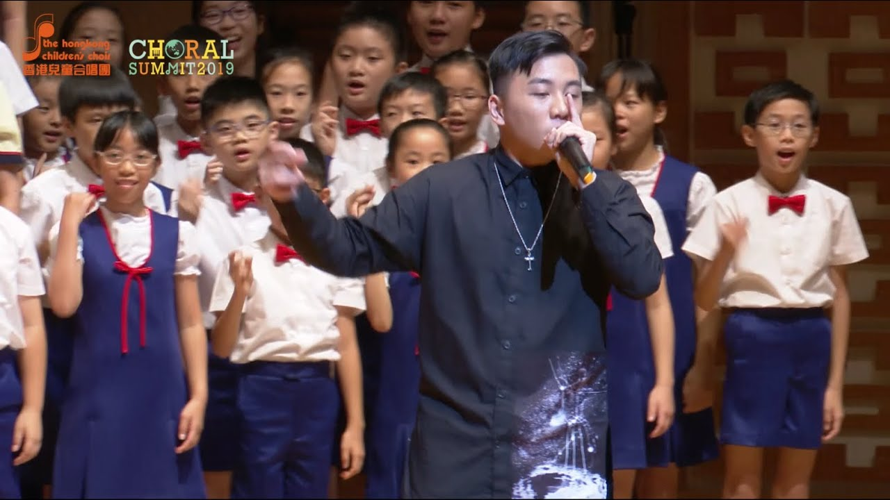 H.A.P.P.Y. (Heartgrey x HKCC) Beatbox & Choir Live