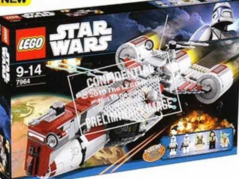 Lego Star Wars ... Q 2011