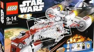 Lego Star Wars Summer 2011 sets