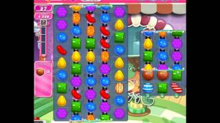 Candy Crush Saga level 757, 3 stars, no boosters