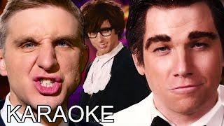 [Karaoke] James Bond vs Austin Powers. ERB Season 5.