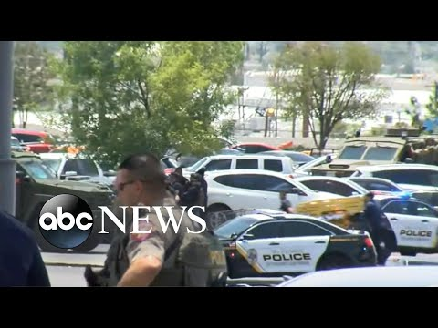 Deadly mall shooting near El Paso