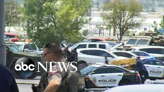 Deadly mall shooting near El Paso