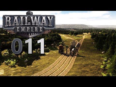 RAILWAY EMPIRE 🚂 [011] Signale richtig verwenden 🚂 Let's Play Railway Empire deutsch gameplay