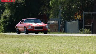 1970 Chevrolet Camaro RS Test Drive