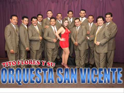 ORQUESTA SAN VICENTE RELAMPAGO MIX