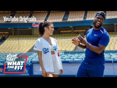 Kevin Hart & Kourtney Kardashian's  Locker Room Talk