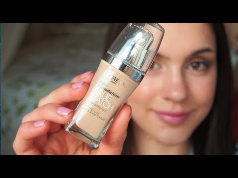 a6fc2339c L'oreal True Match Liquid Foundation Review And Demo! - YouTube