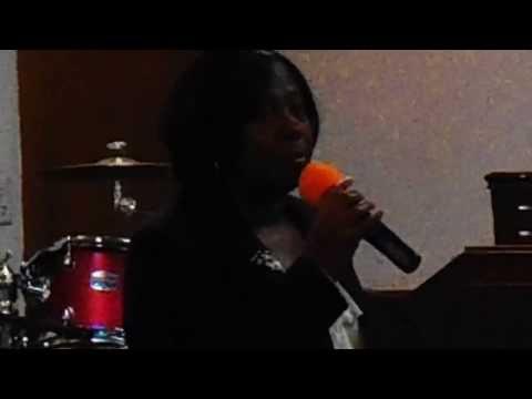 I know Im Strange - Pastor Cheryl Mills - El Shaddai MBC - N. Charleston SC