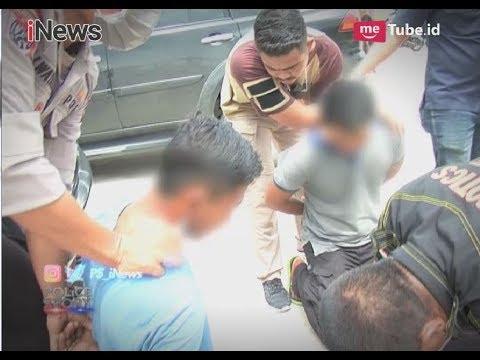 Geledah Tas Mencurigakan di Dalam Bus, Polisi Temukan Barang Haram Ini Part 02 - Police Story 31/05